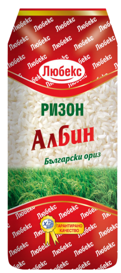 Ориз Ризон Албин Любекс 1кг