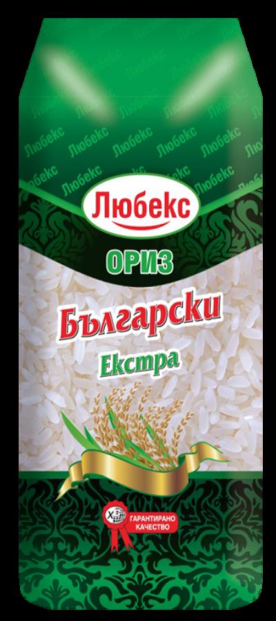 Ориз Български Екстра Любекс 0.500гр