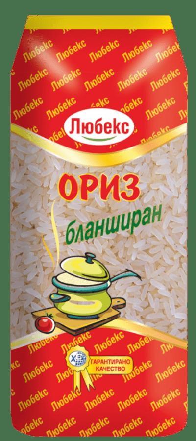 Ориз Бланширан Любекс 1кг