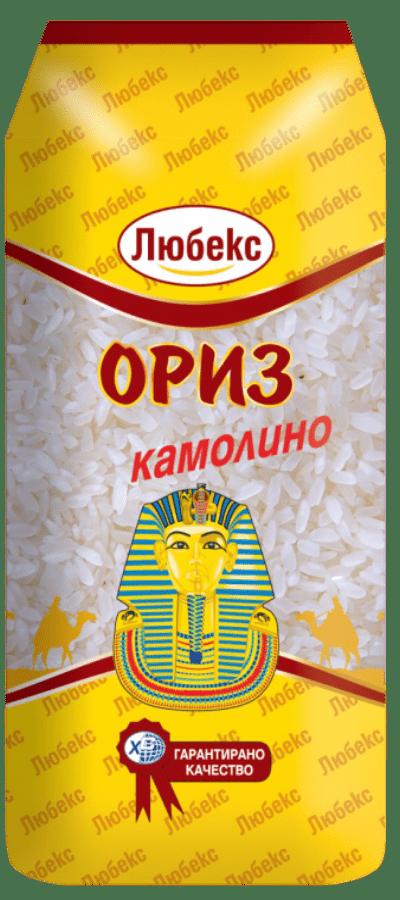 Ориз Камолино Любекс 1кг
