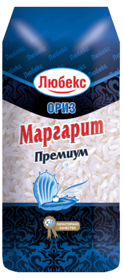 Ориз Маргарит Премиум Любекс 1кг