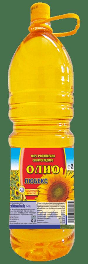 Олио Любекс 2л