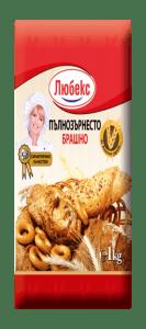 Пълнозърнесто Брашно Любекс 1кг