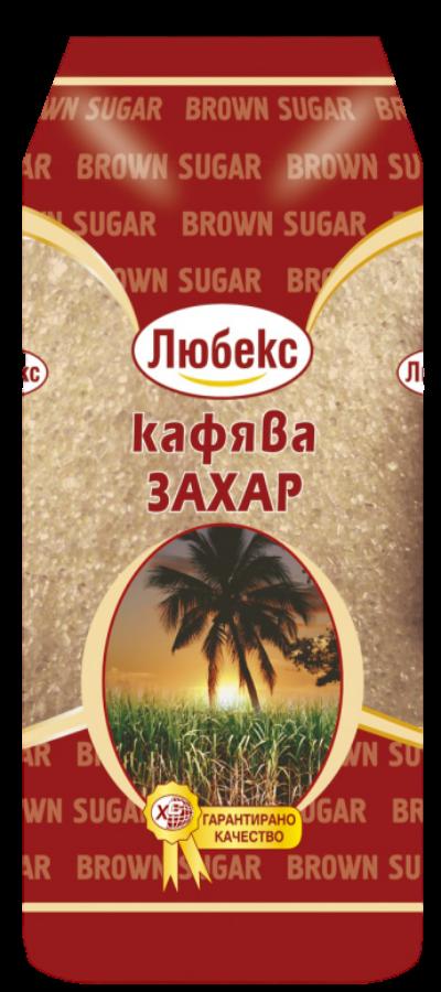 Кафява Захар Любекс 0.500гр