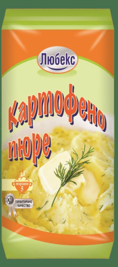 Картофено Пюре Любекс 0.125гр