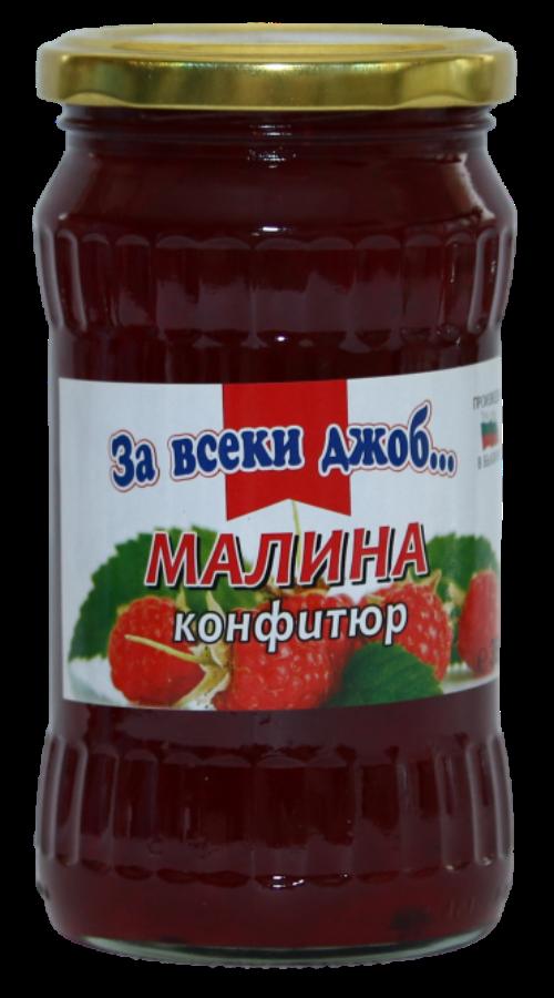 Конфитюр Малина За Всеки Джоб 0.360гр