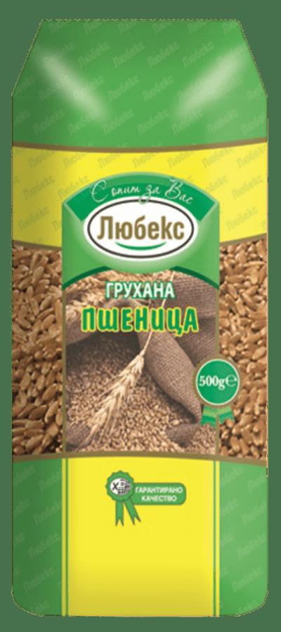 Грухана Пшеница Любекс 0.500гр