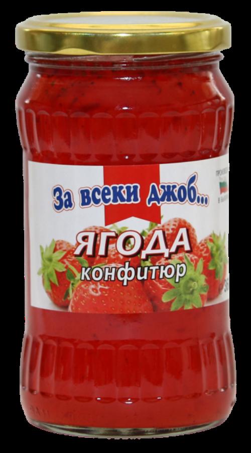 Конфитюр Ягода За Всеки Джоб 0.360гр